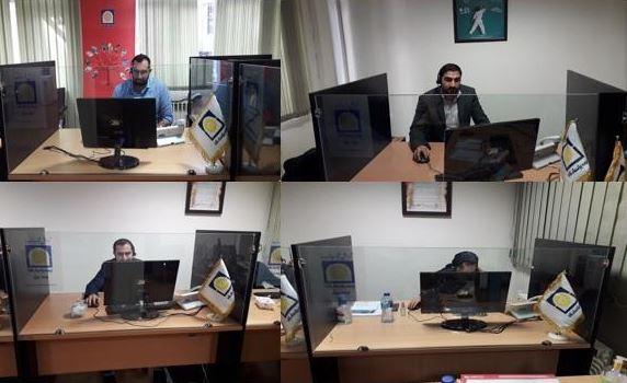 مرکز تماس بیمه پاسارگاد